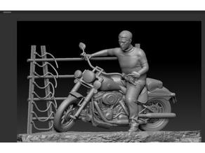 steve mcqueen  Great Escape SLA Only