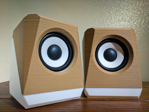 Angular Speaker Box
