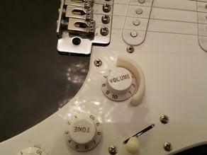 Guitar Volume Pot Knob Guard