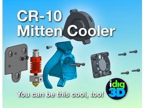 CR-10 / Tronxy Mittens Cooler