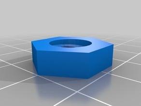 10mm metric nut