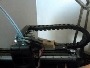 Cable chain fo MakerGear M2