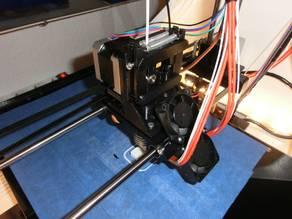 D.E.I.S.S. Dual Extruder Interfacing Single Stepper (Robo3D)