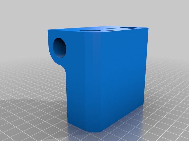 5 Axis CNC Beast by pauldg - Thingiverse
