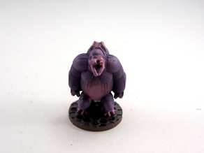 Gorathian Civilian (28mm Miniature)