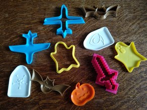 (Halloween) Cookie Cutters