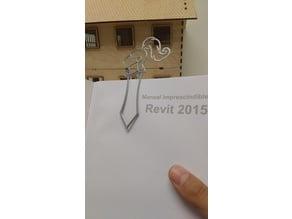 Sant Jordi Bookmark