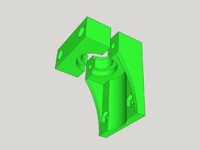 Monoprice Mini Select V1  E3D V6 Adapter