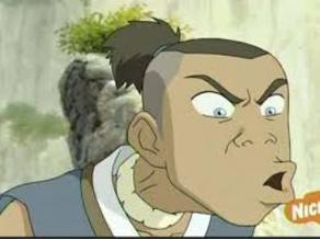 Sokka Necklace from  Avatar the Last Airbender