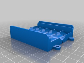 5 Battery box for AA cells
