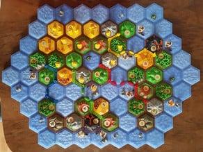the desert ogres (scenario: settlers catan style)