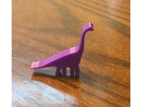 Brachiosaurus Meeple