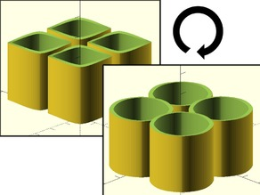 Ambiguous Cylinder Generator