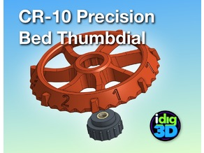CR-10 Precision Thumbdial