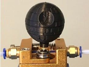 Deathstar Extruder Spinner