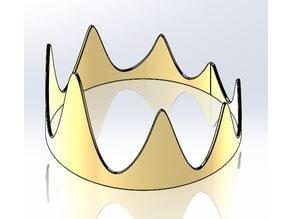 King Triton Crown