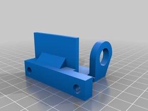 Reach 3D Fan Shroud and ABL / Z-Min Sensor Bracket