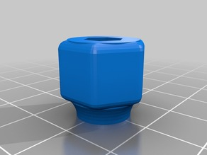 My Customized Ultimate Nut Knob Generator