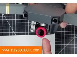 Mavic Pro DIY Filter Holder!