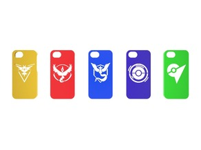Iphone 5/5s Pokemon Go Case