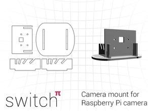 Raspberry Pi Camera Stand/Mount