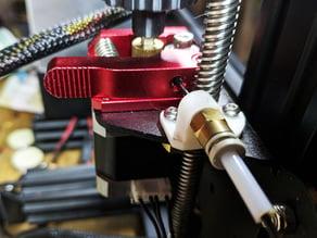 Ender 3 Extruder Filament Guide