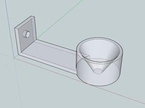 Filament cleaner for Velleman K8200 3D printer