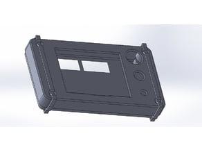 MKS mini12864 V1 lcd case + installation instructions