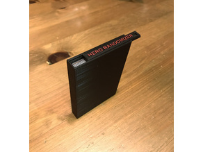 Dice Throne Hero Randomizer Card Box