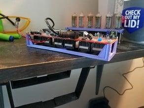 PCB Board Stand QTC Nixie Clock