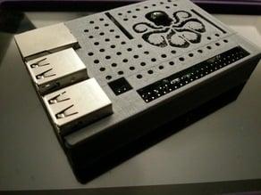 Raspberry Pi 3b+ Case - Hydra Logo