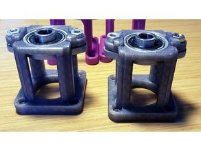 Z-Axis bearing+coupler Housing