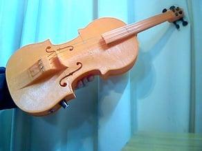 Violin. Mod of Hovalin+V2.0