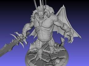 Daemon Prince Behemoth