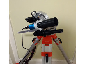 """Vixen dovetail  clamp for 1.25"""" astro camera nose"""