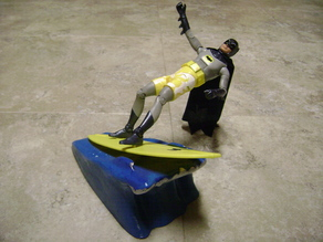 Wave Stand for Surf's Up Batman