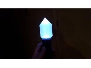 Flashlight Crystal