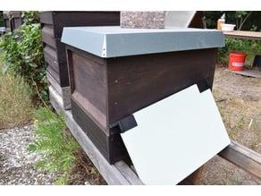 Schied für Bienenhaltung (Zander), Beekeeping separator