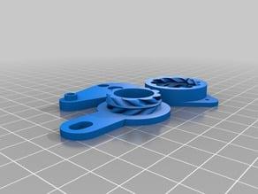 10:1 Herringbone Cycloid Gearbox