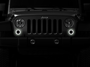 Jeep Wrangler JK LED Turn Signal Components (BETTERJEEPSIGNAL)