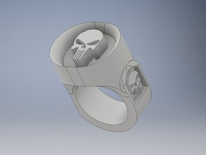 Punisher Ring