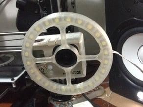 GoPro 90mm Light Diffuser