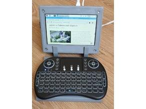 """Raspberry 3 UMPC 5"""""""