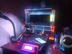 LED Light Bar - Prusa MK3 i3