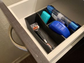 Toiletry Compartment for Drawer