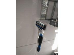 Holder for razors