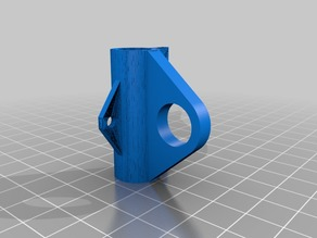 HyperCube Printer Bushing Sensor Mount