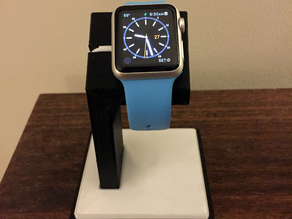 Apple Watch Stand with LED Base