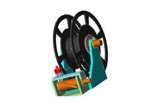 prototype spool winder
