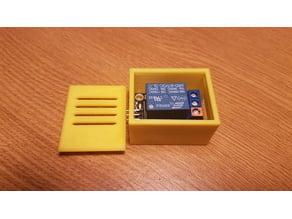 Box Relay 1 Channel Module (KY-019 5)